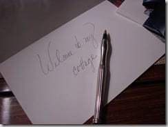welcome-note